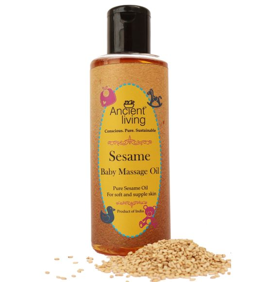 Sesame baby massage oil-200ml