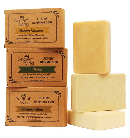 Luxury Handmade Soap Combo Pack3