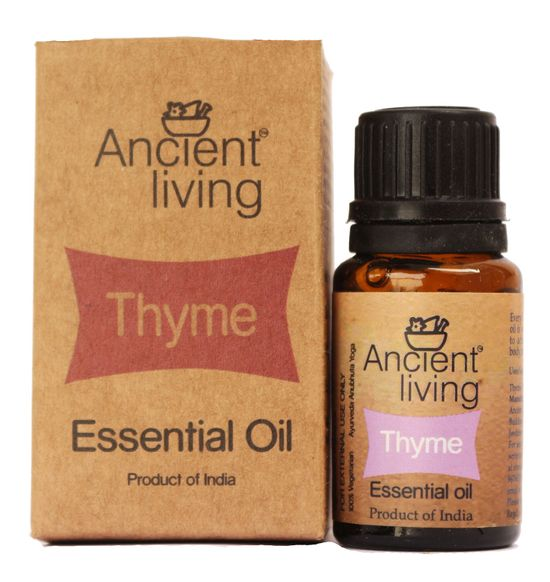 Organic Thyme Essential Oil-10ml