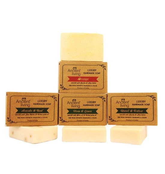 Luxury Handmade Soap Combo Pack1