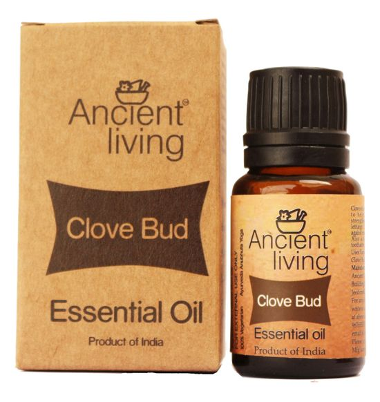 Organic Clove Essential Oil -10ml