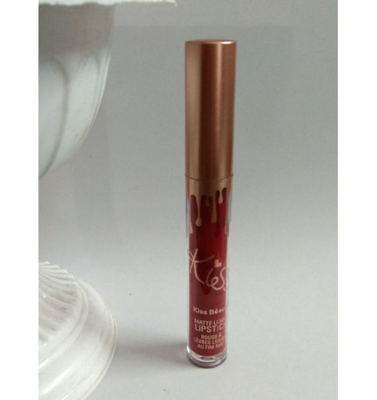 Kiss Beauty Kiss Matte Lip Gloss