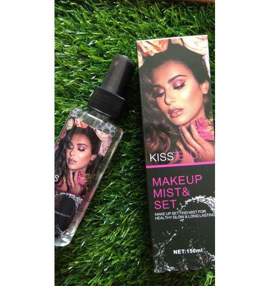 Kiss beauty Makeup Mist & Set 2060