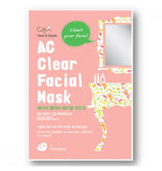cettua clean simple face mask