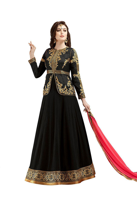 Gulzar Anarkali Suit For Marriage And Festivals 19