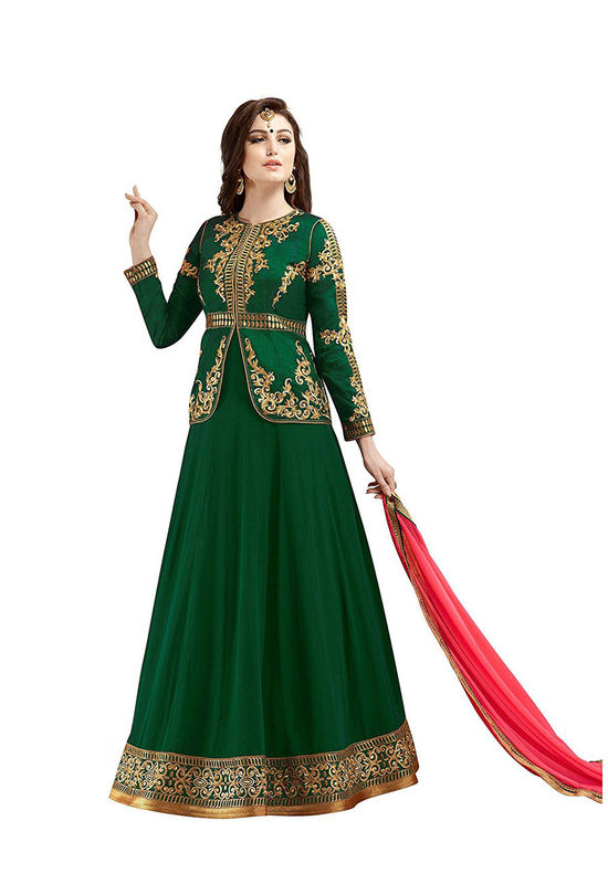 Gulzar Anarkali Suit A3