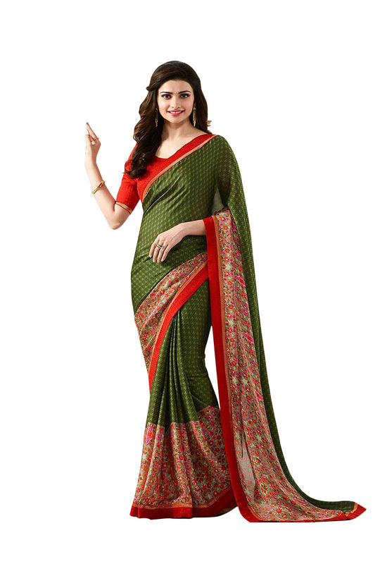 Prachi Desai Party Wear Saree_5