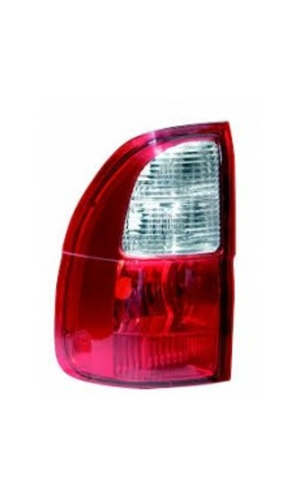 Uno Minda Tail Light Assy With Out Wire Lh For Chevrolet Tavera Type