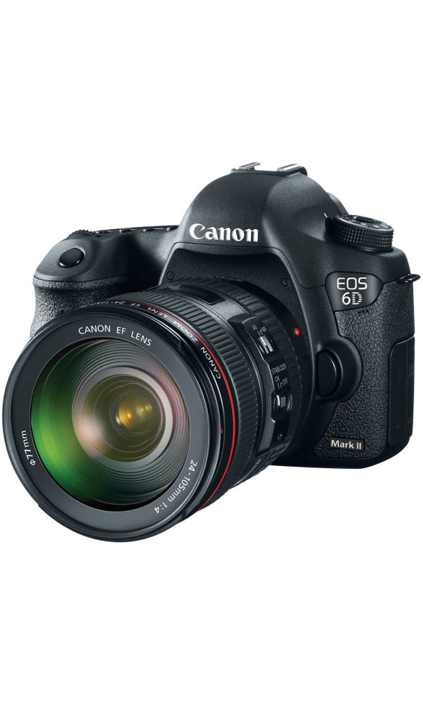 Canon 6d Mark Ii 24 105