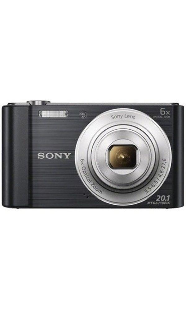 Sony W810-201 Mp Black   Ic000053 d7a8f0c649fd