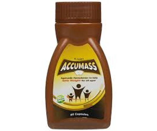 Buy Accumass Ayurvedic Weight Gain Capsules Amp Get Upto 30