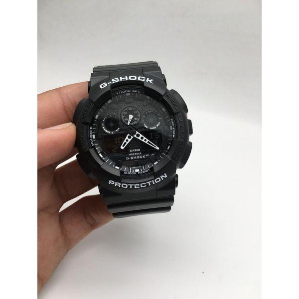 0d02530f2f1 Casio G-Shock Full Black Analog First Copy Replica Watch For Men