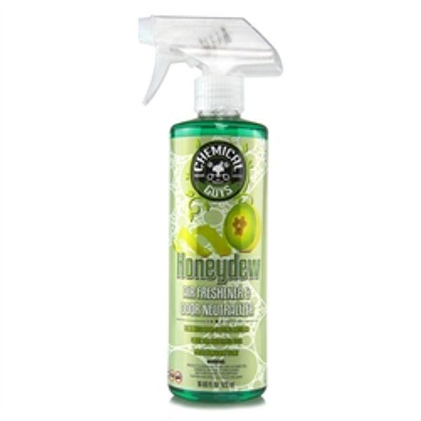 Chemical Guys Honeydew Premium Air Freshener & Odor Eliminator (16 oz)