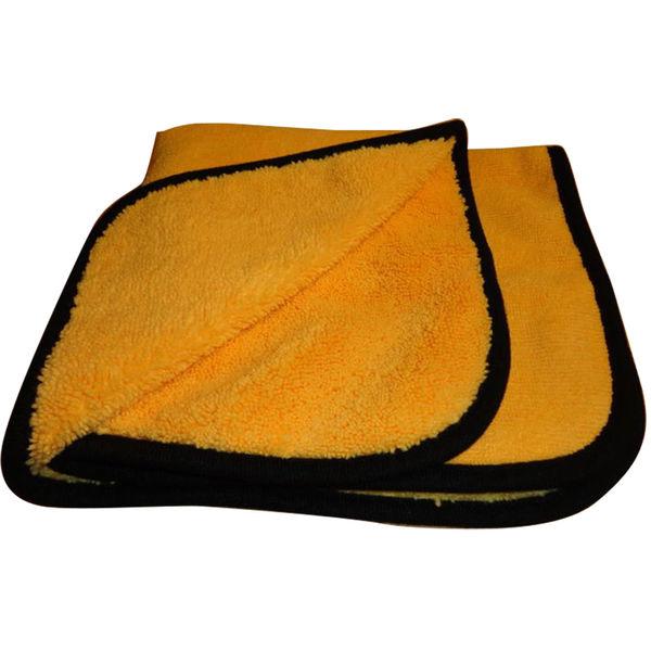 Aquartz Thick Plush Microfiber Cloth 720gsm
