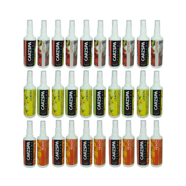 Carzspa Spray Perfumes(Set of 30)