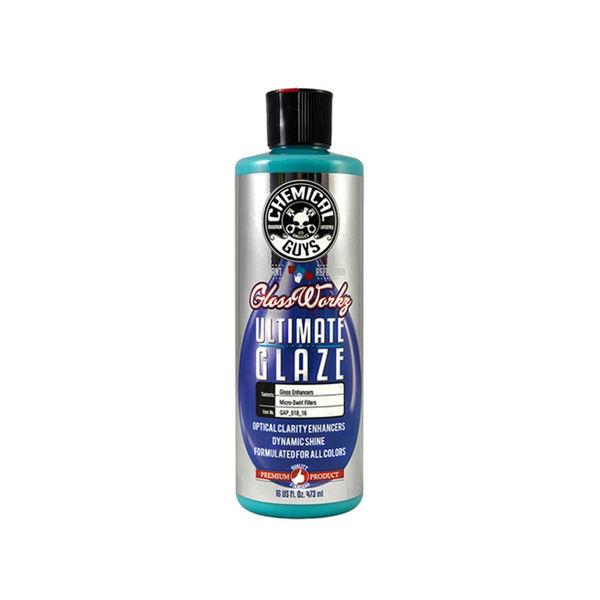 Chemical Guys Gloss Workz Ultimate Glaze - Super Finish 473ml