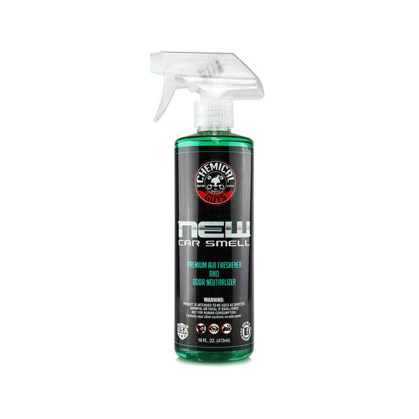 Chemical Guys-New Car Smell Premium Air Fragrance & Freshener(473ml)