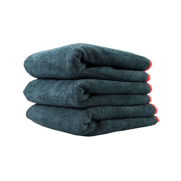 "Chemical Guys Premium Red Line Microfiber Towels ( Pack Of 3,16""x24"" )"