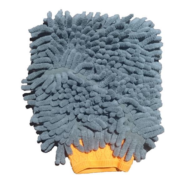 DETAILMAX Thick Chenille Microfiber Wash Mitt ( Noodles Type )