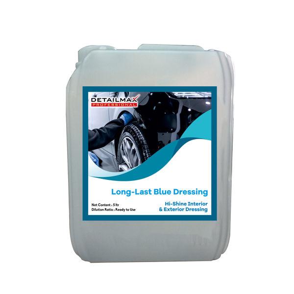 DETAILMAX  Long-Last Blue Dressing  Hi-Shine 5ltr