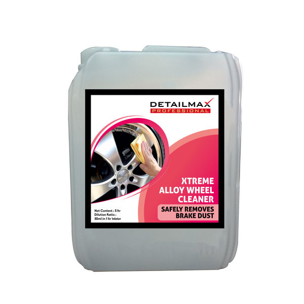 DETAILMAX  Xtreme Alloy Wheel Cleaner 5ltr