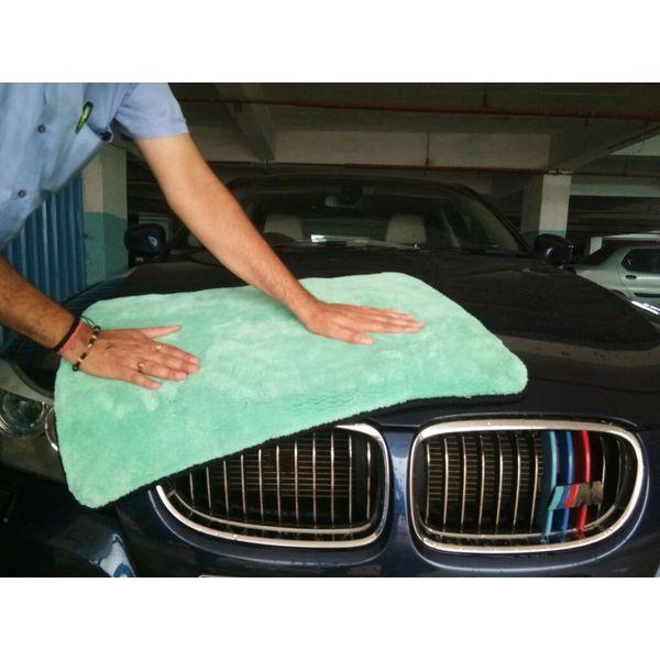 "DetailMax Ultra Thick Microfiber Drying Towel 30""x20"""