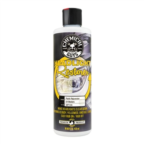 Chemical Guys - Headlight Restorer and Protectant 473 ml