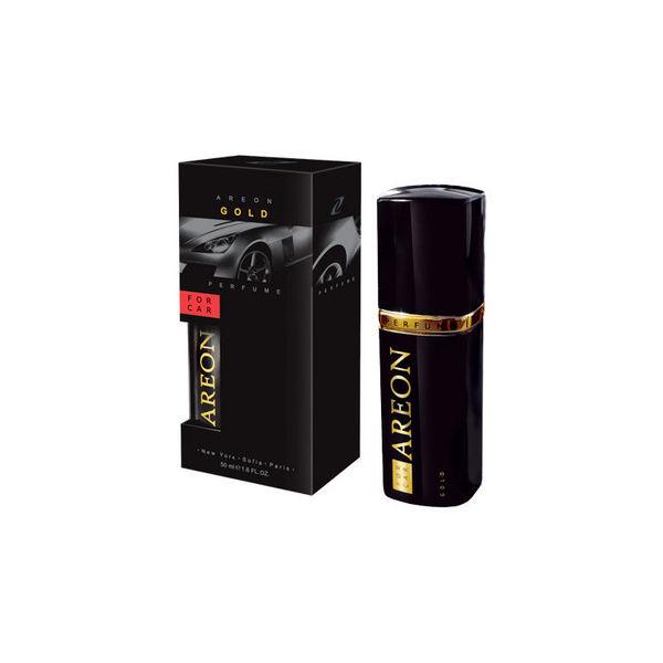 Areon Car Spray Perfume - GOLD 50ml