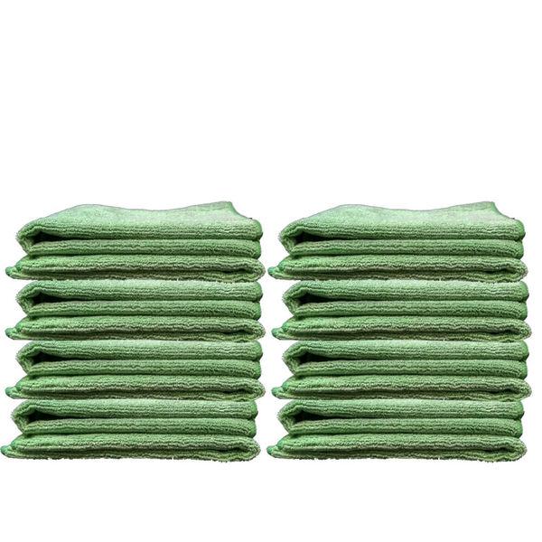 Autofresh All Purpose Microfiber Cloth (Pack Of 36)