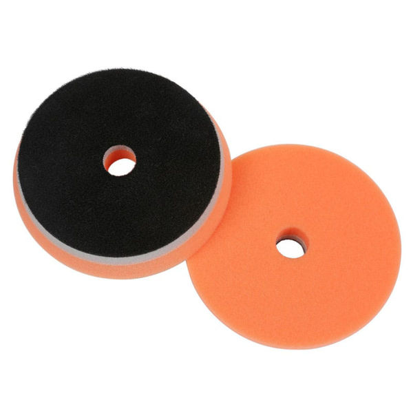 "Lake Country 5.5"" HD Orange Polishing  Pad"