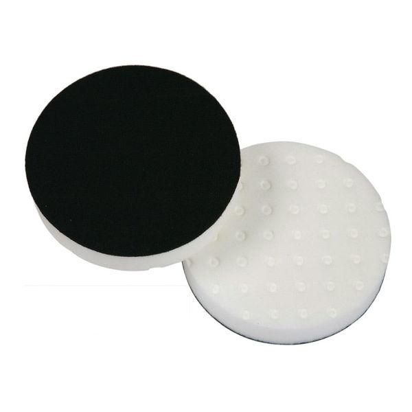 "Lake Country 6.5"" CCS White Foam Polishing  DA Pad"