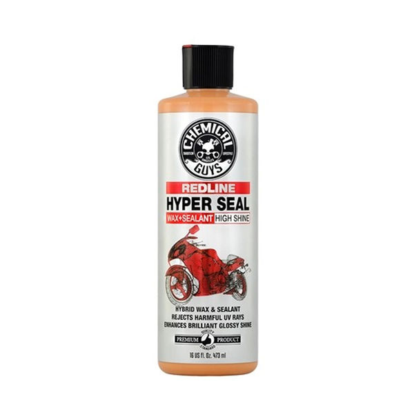 Chemical Guys Moto Line Redline Hyper Seal High Shine Wax And Sealant For Motorcycles ( 473 ml)