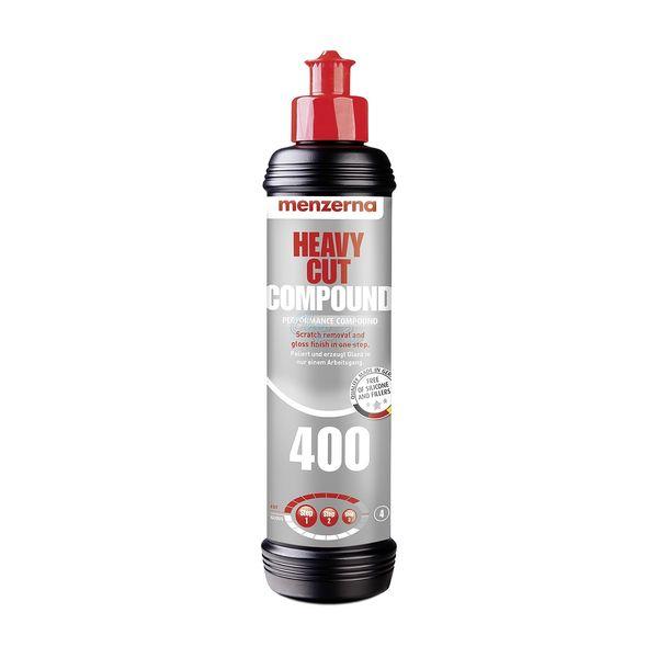 Menzerna HCC400 Heavy Cut Compound 250ml