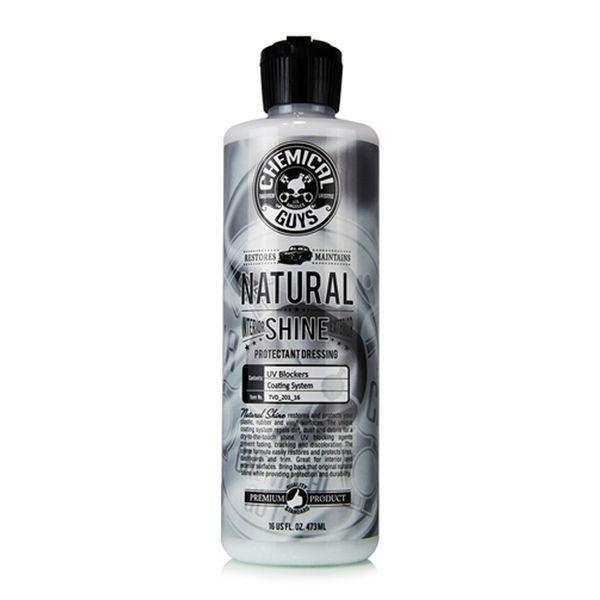 Chemical Guys Natural shine, Satin Shine Dressing ( 473ml )