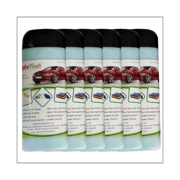 Autofresh Buffing Plush Microfiber Pack Of 6