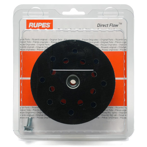"""Rupes 5""""  Backing Plate For lhr 15ES & 12E Duetto"""