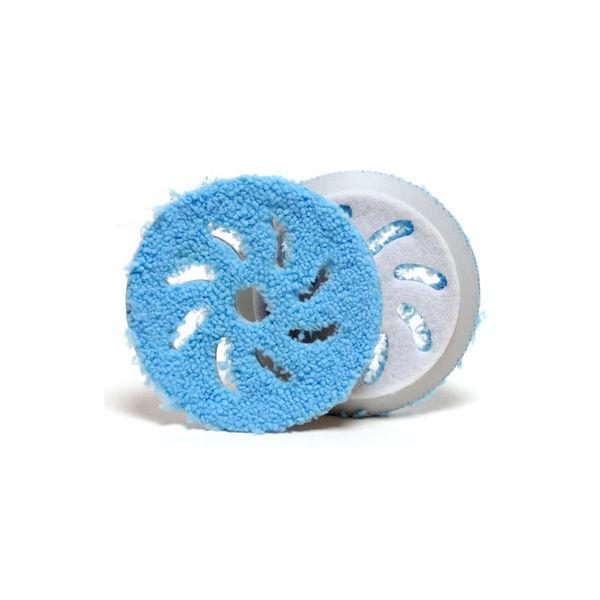 "Rupes Blue Microfiber Cutting Pad 6"" 150mm"