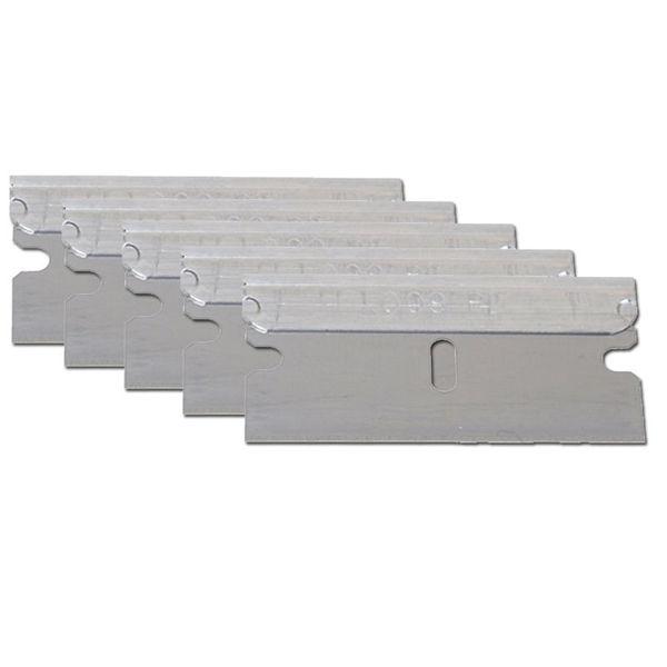 Steel Blade  Glass Scraper (Set of 5)