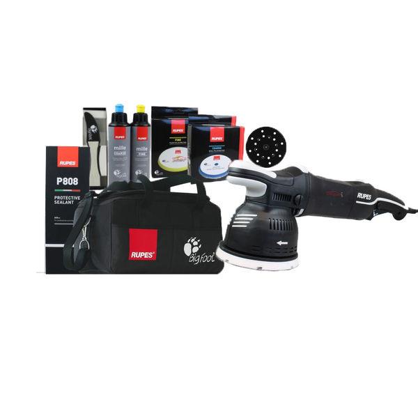 Rupes Bigfoot Mile LK900E Gear Driven  - DLX Kit