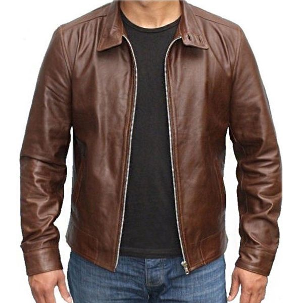 Buy Leather Jackets Online India at BeltKart 3eb381f92723