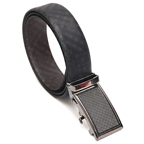 Business Casual Reversible Leather Belt