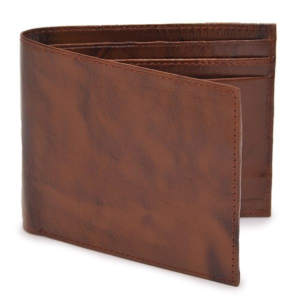 BUSINESS CASUAL GENUINE SOFT LEATHER WALLET