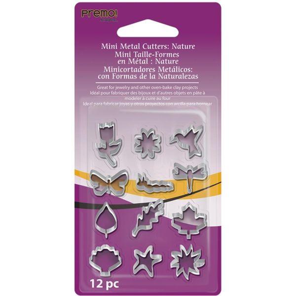 Nature -  Mini Metal Cutters