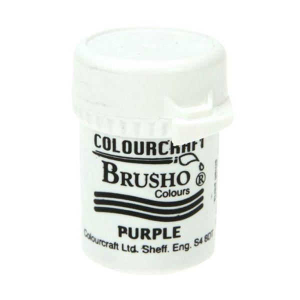 Brusho Crystal Colour 15g - Purple