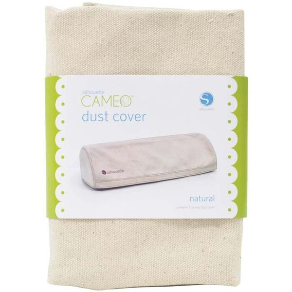 Cameo Canvas Dust Cover - Natural
