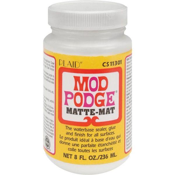 Mod Podge Matte Finish - 8 Ounces