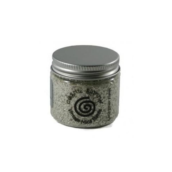 Luna Silver - Cosmic Shimmer Mica Flakes
