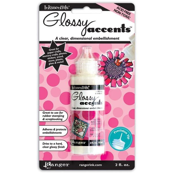 Glossy Accents Precision Tip 2oz
