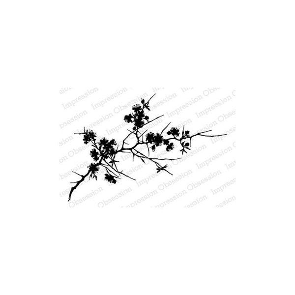 Cherry Blossom Branch Solid