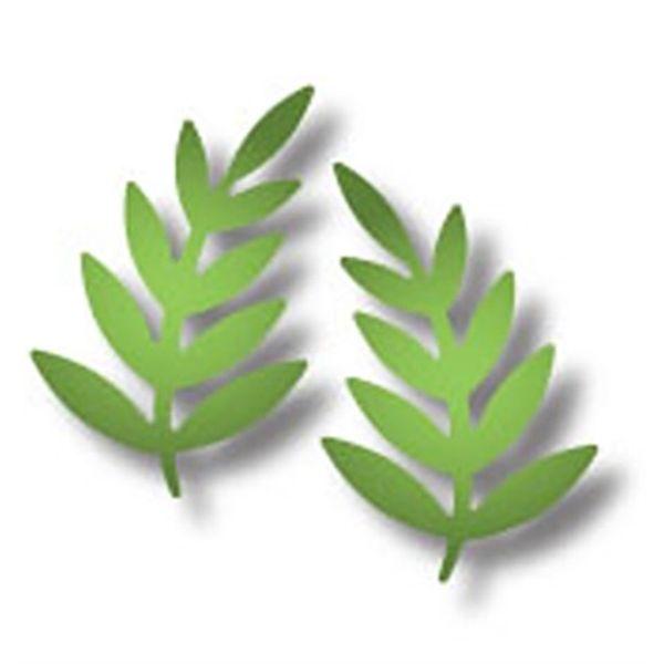 Sm. Pair Leaves - Die